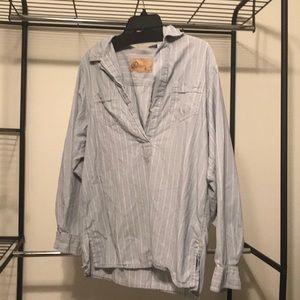 Boyfriends shirt
